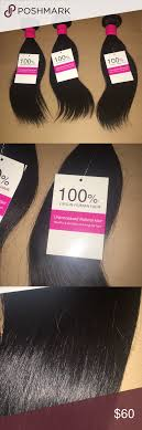 3 Bundles 12 Brazilian Straight Hair