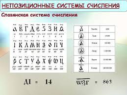 История чисел и систем счисления История развития ЭВМ