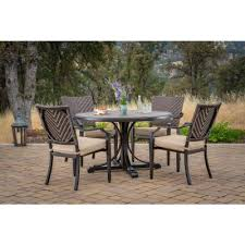 foremost casual patio dining