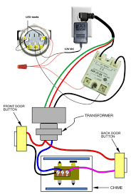 wiring diagram for doorbell transformer the wiring diagram potential relay wiring diagram massmedia wiring diagram