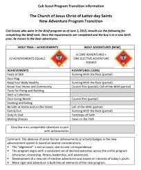 Wolf Advancement Chart Cub Scout 411 Roundtable Advancement The Boy Scout Utah