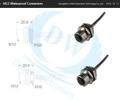 whole m8 m12 male cable er assembly type 3 4 5 8 12 pin m8 m12 male cable er assembly type 3 4 5 8 12 pin connector ip66 ip67