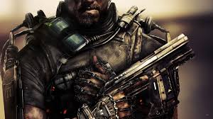 call of duty advanced warfare fighting sci fi shooter tactical military warrior futuristic cod wallpaper 1920x1080 510343 wallpaperup
