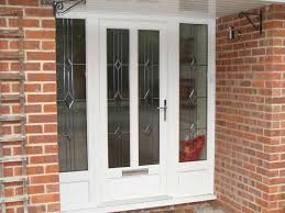 white entry doors with sidelights. Modern Style White Front Door With Sidelights Doors Side Lights Entry N