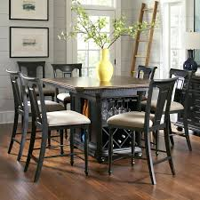 kitchen island table with chairs. Kitchen Island Table With Chairs Furniture Hall Traditional 7 Piece Counter Set . H