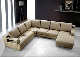 beige leather couches. Contemporary Couches Beige Sectional Sofa VG454  And Leather Couches R