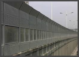sound barrier walls. Sound Barrier Walls