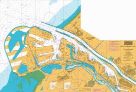 Hoek Van Holland To Vlaardingen Marine Chart Nl_0207_0