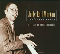 <b>Jelly</b> Roll <b>Morton</b>: The <b>Piano</b> Rolls: Amazon.co.uk: Music