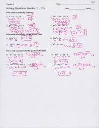 math worksheets quadratic equations luxury solving using the worksheet doc math formula worksheet large