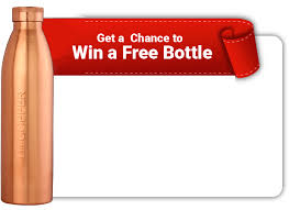 Dr. <b>Copper</b> World's First Seamless <b>Copper</b> bottle