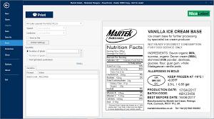 Nicelabel Designer 2017 Nicelabel 2017 Label Design And Print Management Software