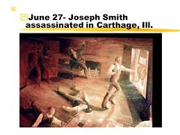 Image result for joseph smith assassinated