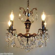 chandelier black light bulbs vintage french empire brass and crystals chandelier black tole home improvement ideas philippines home ideas centre