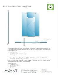 102313 doors 06 pivot frameless glass swing door gif