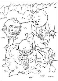 Small Picture Chicken Little coloring pages 71 free Disney printables for kids