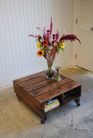 small pallet coffee table