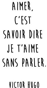 Citation Amour Du Jour Aimer Cest Savoir Dire Je Taime Sans