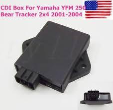 yamaha 250 cdi parts accessories high performance cdi box for yamaha yfm 250 bear tracker 2x4 2001 2002 2003 2004