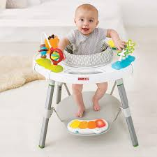 Skip Hop Explore And More Babys View 3 Stage Interactive Activity Center Multi Color 4 Months