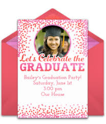 Free Grad Invitations Graduation Online Invites Punchbowl