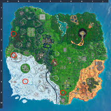 Fortnite Season 10 Challenges And Where To Find Bullseyes To