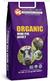 Mazuri Mini Pig Feeding Chart Organic How Sow Pellets Natures Best Organic Feeds