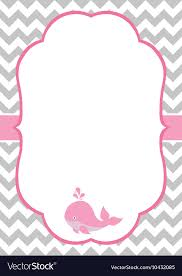 baby girl invite baby girl invitation card