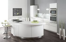 White Kitchen Cabinets Black Granite On Kitchen Design Ideas With - White modern kitchen