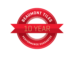 Our 10 Year Guarantee Beaumont Tiles Guarantee Beaumont