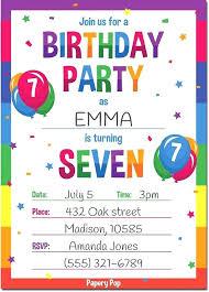 Party Invitations Maker Guluca