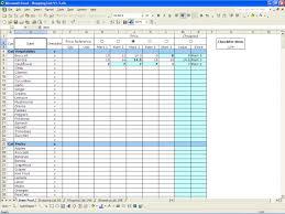 Shopping Spreadsheet Under Fontanacountryinn Com