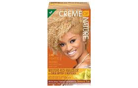 Creme Of Nature Permanent Hair Color Chart 10 Best Hair Dyes For Natural Hair