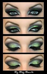 arabic makeup would be great with turquoise too pretty witch makeup witch makeup