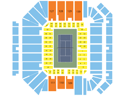 New Louis Armstrong Stadium Seating Chart Louis Armstrong Stadium At The Billie Jean King Tennis