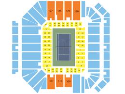 Usta Billie Jean King National Tennis Center Seating Chart Louis Armstrong Stadium At The Billie Jean King Tennis
