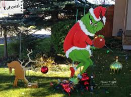 Grinch Wood Patterns Cool Decorating Ideas