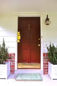 how to paint your front doorHow To Paint Your Front Door  Young House Love