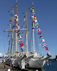 Cutler in the bluejacket's manual. International Maritime Signal Flags Wikipedia