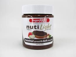 Light Chocolate Spread Nuti Light Hazelnut Spread Dark Chocolate