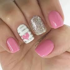 Pink Nail Art Design Pin On Nail Love