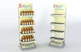 Merchandise Display Stands Mesmerizing JJ Generic Display Stand Todwil