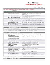 Free School Agenda Excel Spreadsheet   Templates At ...
