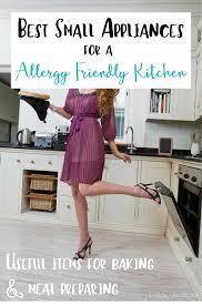 best allergy friendly kitchen appliances