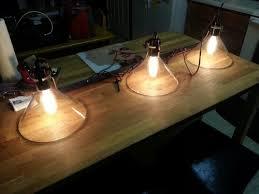 diy kitchen lighting fixtures. Image Diy Kitchen Lighting Fixtures A