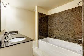 granite shower walls pros and cons