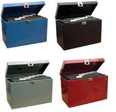 image is loading filestorageboxmetalhomeofficefilinga4 home office storage boxes i61 storage