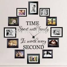 awesome family frame for wall decor excellent best 25 idea on with regard to prepare 4