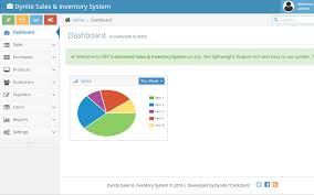 Home Inventory System Vsy Sales Inventory System Dynite It Solutions