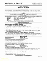 Cv Template Engineer Unique Mechanical Engineering Resume Templates
